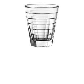 Majestic Gifts Clear Glass Old Fashioned Tumbler (Pack of 6)