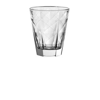 Majestic Gifts Glass 6-piece 11.5-ounce Double Old Fashioned Tumbler Set