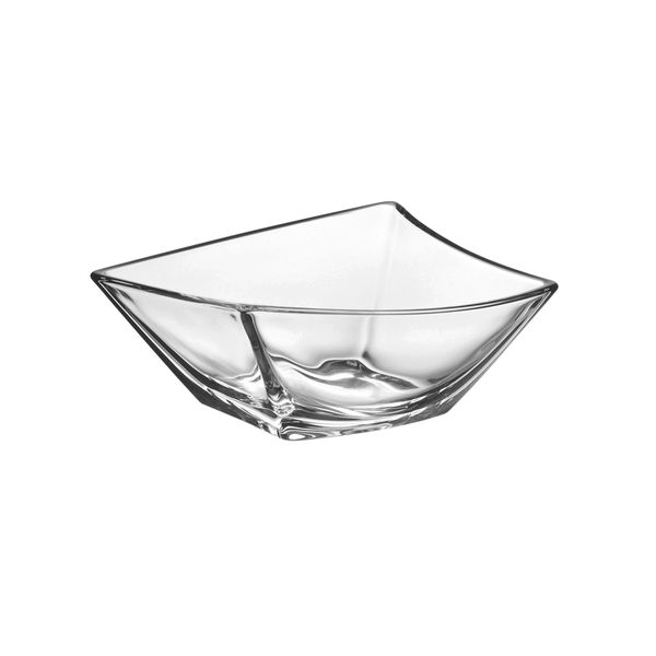 Majestic Gifts Clear Glass Individual Bowl (Pack of 6)
