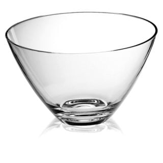 Majestic Gifts Clear Glass Bowl (Pack of 6)