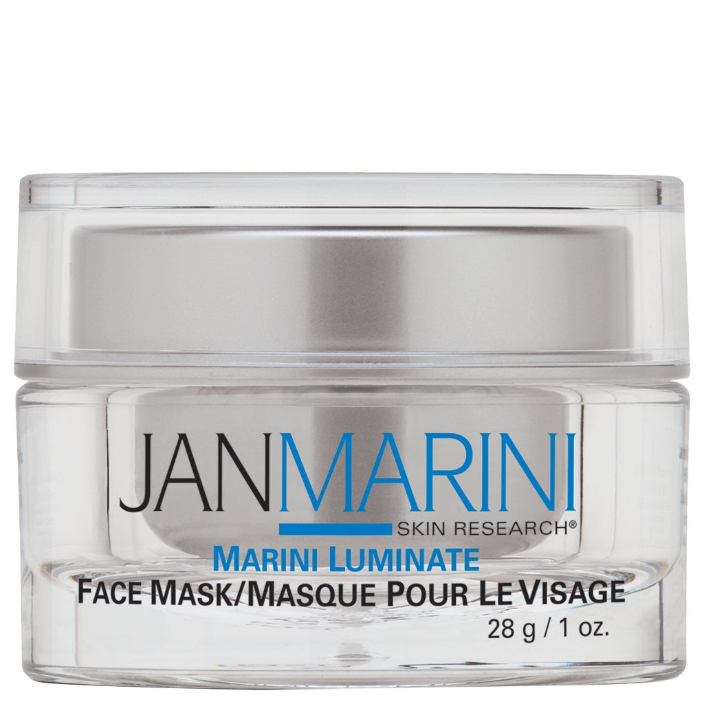 Jan Marini 1-ounce Luminate Face Mask, Red pomegranate