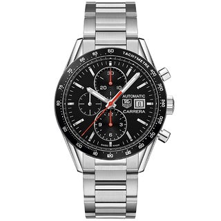 Tag Heuer Men's Carrera CV201AM.BA0723 Watch
