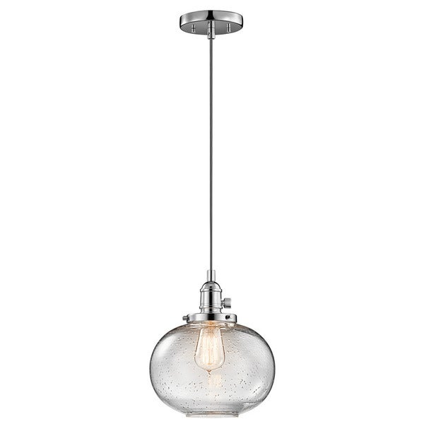 Kichner Lighting: Shop Kichler Lighting Avery Collection 1-light Chrome Mini