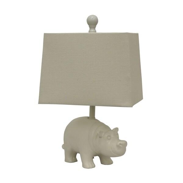 Happy Hippo Table Lamp