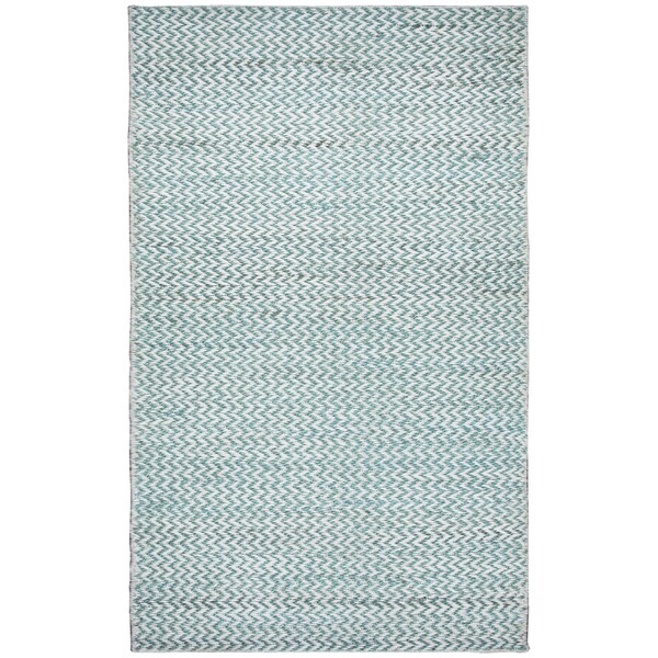 Rizzy Home Ellington Jute/Wool Handwoven Rug