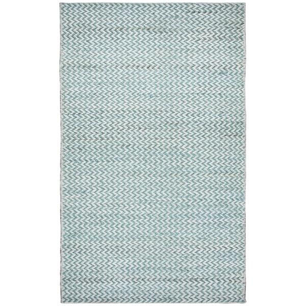 Rizzy Home Ellington Jute/Wool Handwoven Rug - 5' x 8'