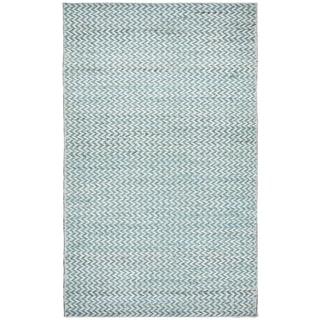 Rizzy Home Ellington Jute/Wool Handwoven Rug (5' x 8')
