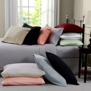 Superior 300 Thread Count Cotton Wrinkle Resistant Pillowcase Set
