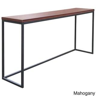 Cal Flame Metro Mahogany Plastic and Metal Spa Bar (Option: Brown)