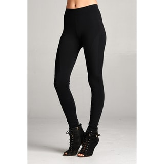 Spicy Mix Women's Amina Fitted Stretch-fit Thick Structured Legging Pants