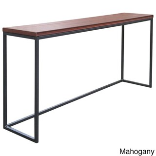 Cal Flame Mahogany Plastic and Metal Spa Bar