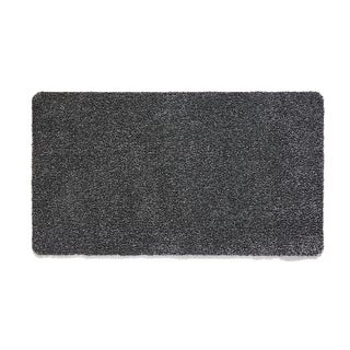 """Muddle Mat Solid Color Cotton Absorbent Washable Runner Rug (1'8 x 4'11) - 1'8"""" x 4'11"""""""