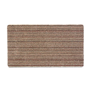 Muddle Mat Cotton Candy-Stripe Absorbant Washable Runner Rug (1'8 x 4'11)
