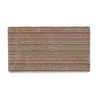 """Muddle Mat Cotton Candy-Stripe Absorbant Washable Runner Rug (1'8 x 4'11) - 1'8"""" x 4'11"""""""