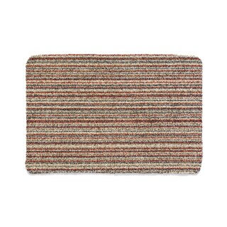 Muddle Mat Candy-stripe Absorbant Cotton Washable Accent Rug - 2'8 x 3'2