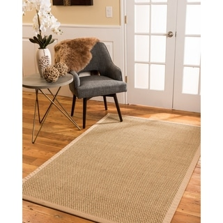 Natural Area Rugs Reyna Wheat Seagrass Rug (4' x 6')