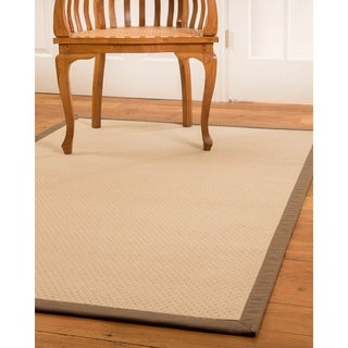 Natural Area Rugs Handmade Lazio Wool  Rug, 4' x 6' with Bonus Rug Pad