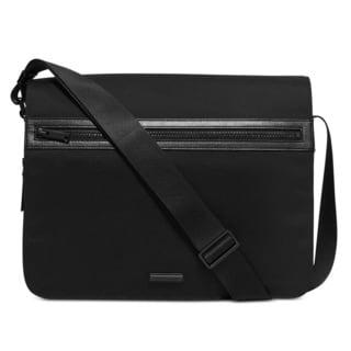 Michael Kors Parker Large Black Messenger Bag