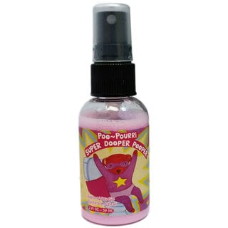Poo-Pourri 2-ounce Pink Super Dooper Pooper