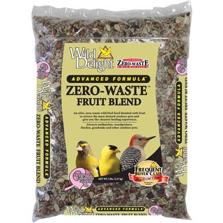 Wild Delight 5 Lb Zero-Waste Fruit Blend Bird Feed