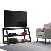 WYNDENHALL Hawkins 48 inch TV Stand for TVs up to 52 inches