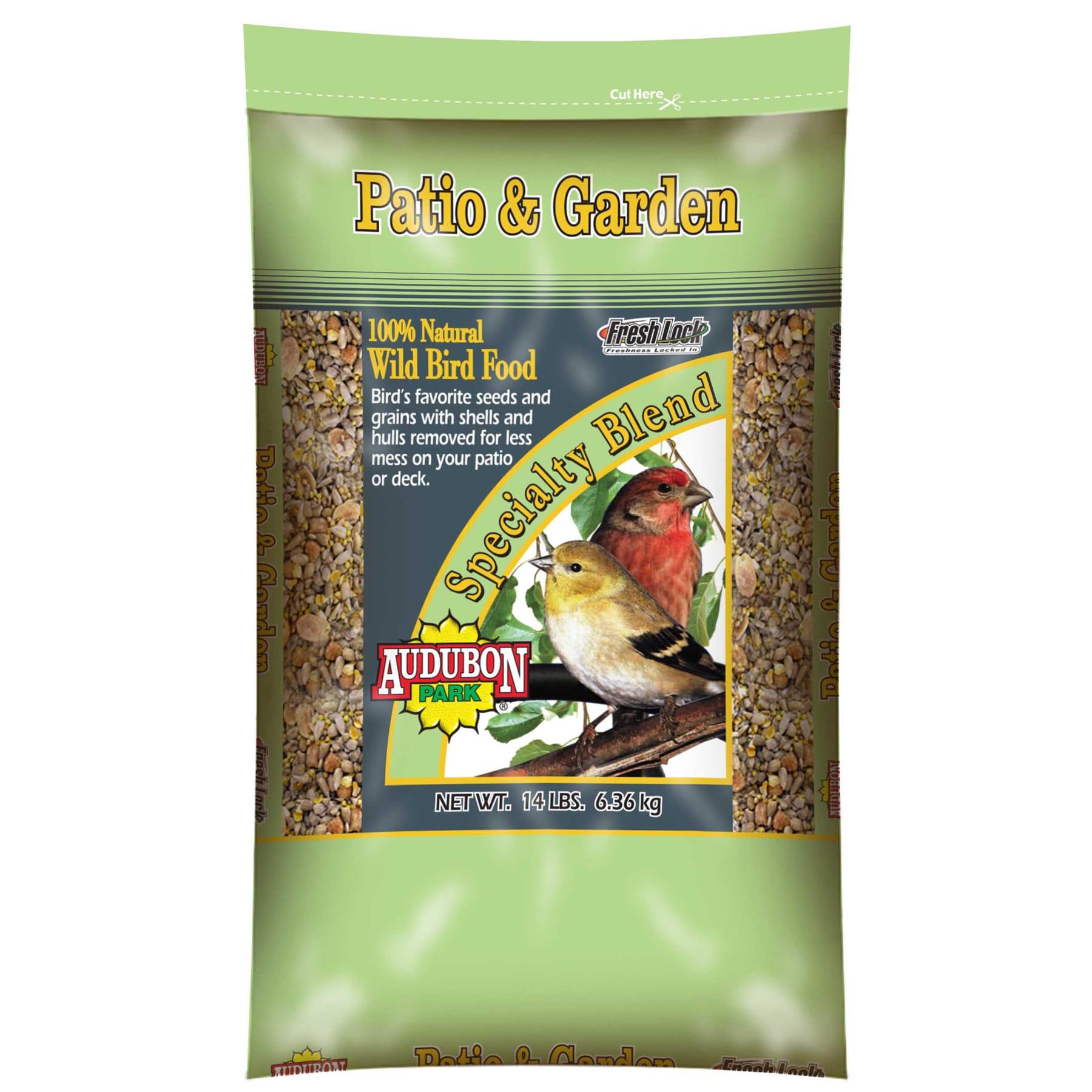 Audubon 14 Lb Park Patio & Garden Wild Bird Food (14 LB)