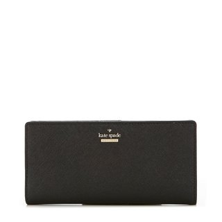 Kate Spade Cameron Street Stacy Black Leather Wallet