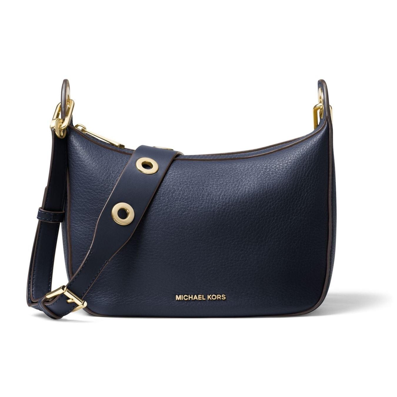 Michael Kors Raven Medium Admiral Crossbody Handbag