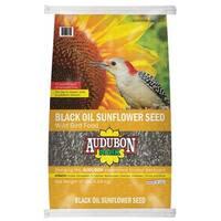 Audubon 10 Lb Sunflower Seed Wild Bird Food