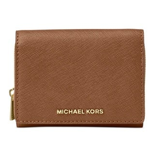 Michael Kors Small Wallet Luggage Jet Set Travel Zip-around Billfold