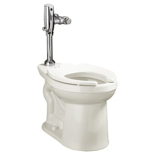 American Standard Right Width Universal White China Toilet