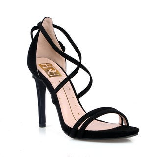Fahrenheit Leona-01 Women's High Heel Sandals