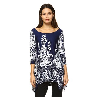 White Mark 'Yanette' Tunic /Top (More options available)