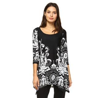 Link to White Mark 'Yanette' Tunic /Top Similar Items in Intimates