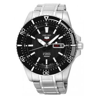 Seiko 5 Sports SRP553K1 Men's Black Dial Watch