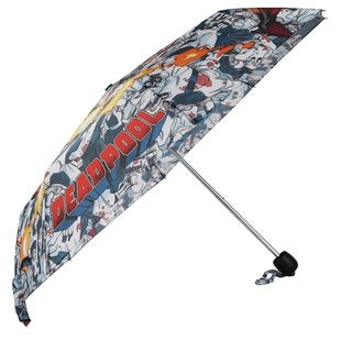 Marvel Deadpool Adult Compact Umbrella