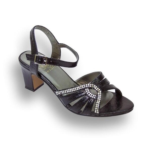 75e37ac1065691 Shop FIC Floral Women s Carla Extra Wide Width Sandal Heels - Free ...