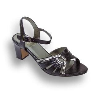 FIC Floral Women's Carla Extra Wide Width Sandal Heels