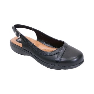 Fic Peerage Women's June Extra-wide Clogs