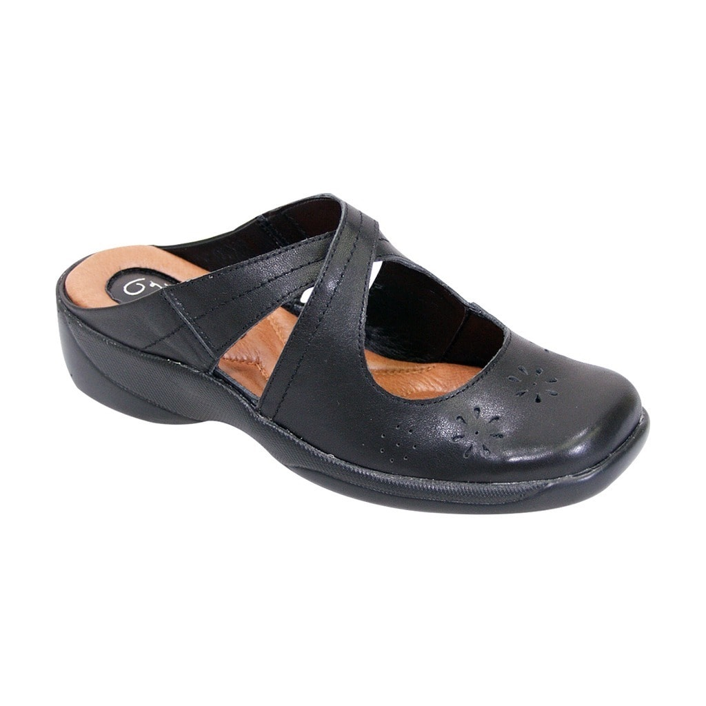 Extra Wide Width Casey Clogs