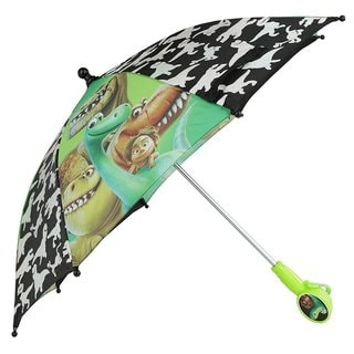 Disney Junior 'The Good Dinosaur' Multicolored Polyester Kid's Umbrella