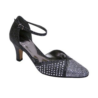 Fic Women's Floral Rebecca Extra-wide Heels (More options available)