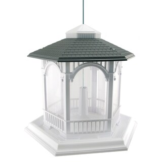 Audubon 10 Lb Hopper Gazebo Deluxe Bird Feeder