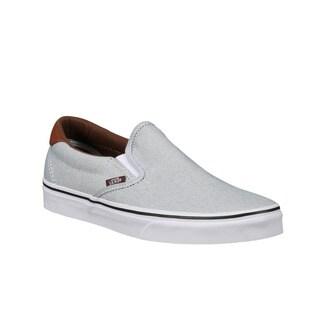 Vans Slip On 59 Oxford & Leather Grey