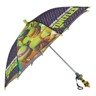 Nickelodeon Teenage Mutant Ninja Turtles Green Umbrella