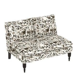 Skyline Furniture Custom Printed Upholstery Love Seat