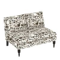 Skyline Furniture Custom Printed Upholstery Love Seat
