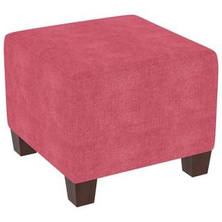 Skyline Furniture Linen Custom Ottoman
