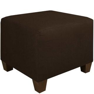 Skyline Furniture Twill Custom Ottoman