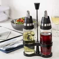 Honey-Can-Do Oil and Vinegar Set
